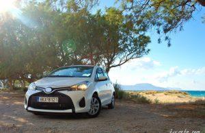 Цены за прокат авто на Крите в 2021 году не изменились