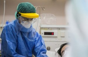 Количество больных коронавирусом в больницах Крита не меняется