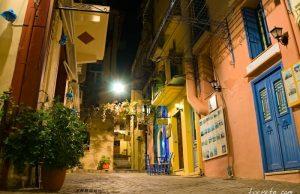Коронавирус на Крите: вечерняя Ханья словно город-призрак