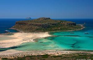 Несколько красивых пляжей Крита