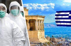 Греция продлила ПЦР-тесты для российских туристов